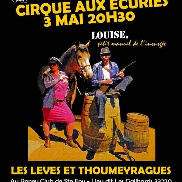 Cirque aux Ecuries - 2ème édition