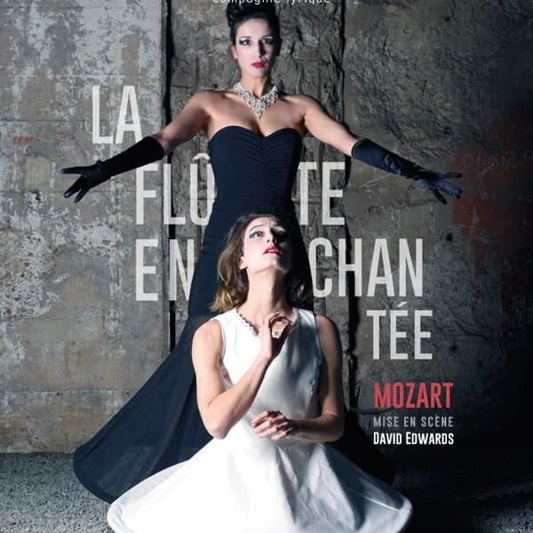 La Flûte Enchantée de Mozart par Opéra Bastide