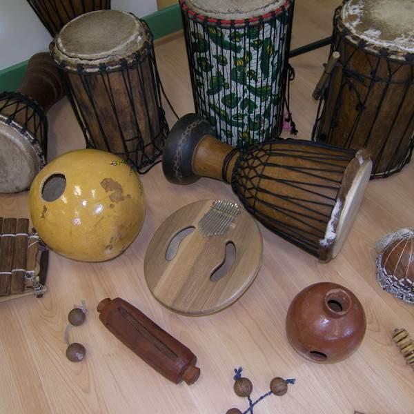 La classe de percussion de Trappes 267991