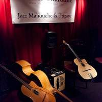 Michel MERCIER duo – Jazz manouche