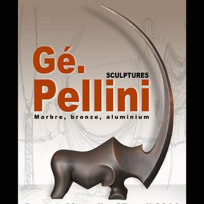 Gé. Pellini sculptures : vernissage le samedi 19 avril 18h/21h