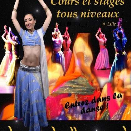 Association MAHILA _ Danse Indienne Bollywood Kathak _ Lille