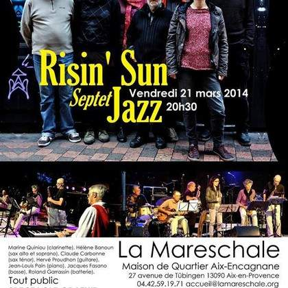Risin'Sun Jazz Septet