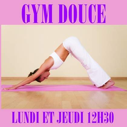 Cours de GYM,  STRETCHING et DANSE CONTEMPORAINE