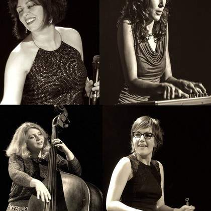 Girls Talk Jazz Quartet