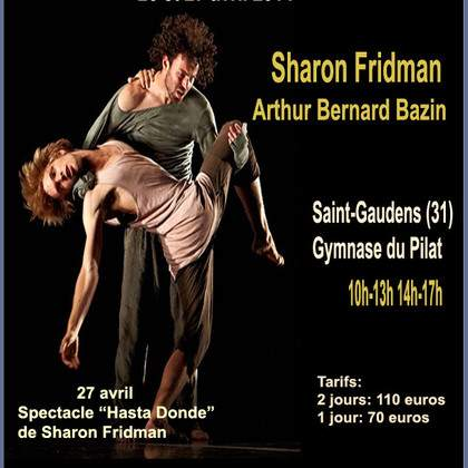 Sharon Fridman - Danse contemporaine