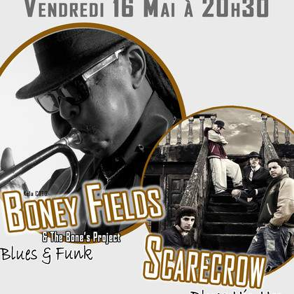 Boney Fields + Scarecrow