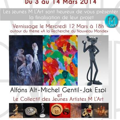 exposition ml'art