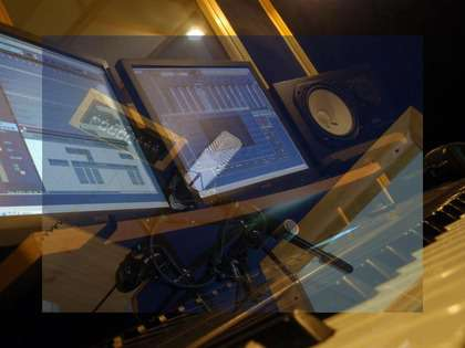 Studio d' enregistrement et de production musicale professionnel