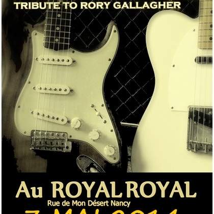 Concert Hommage à Rory Gallagher