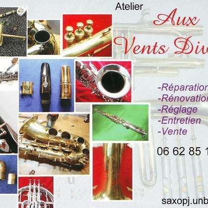 "Atelier ""Aux Vents Divers"""