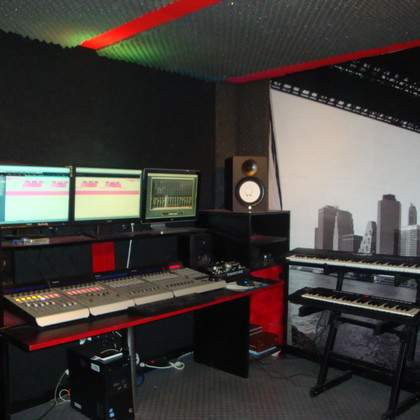 STUDIO D'ENREGISTREMENT -  LE STUDIO 44  à Nantes